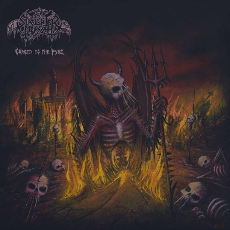 Slaughter Messiah – Cursed to the Pyre Review