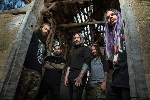 Suicide Silence - Become the Hunter 02