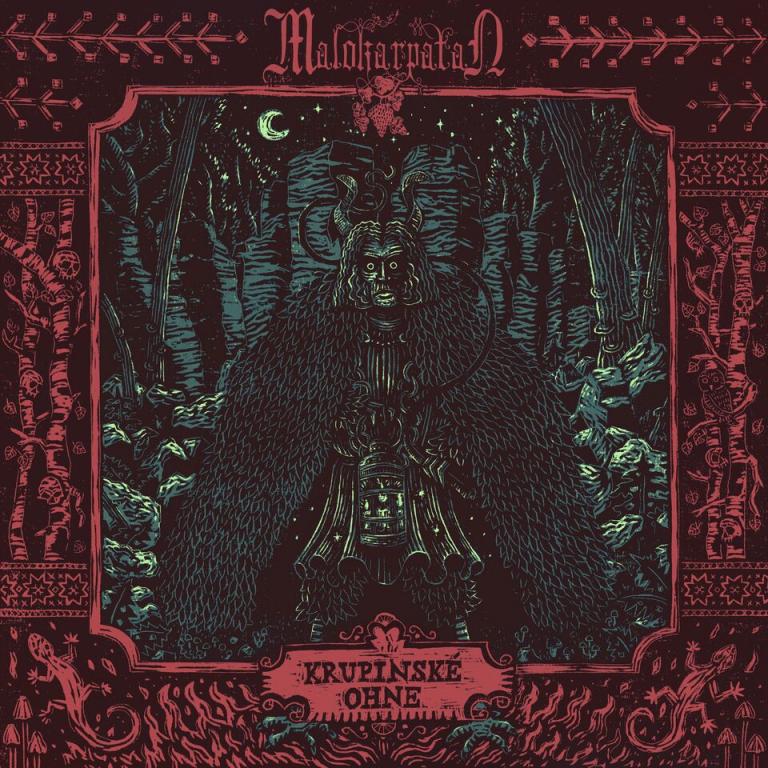 Malokarpatan – Krupinské ohne Review