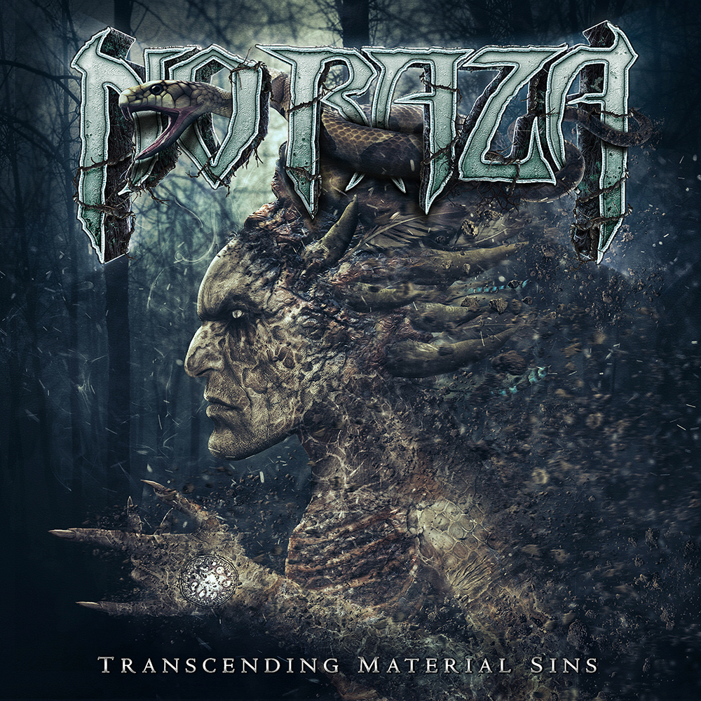 No Raza - Transcending Material Sins Review | Angry Metal Guy