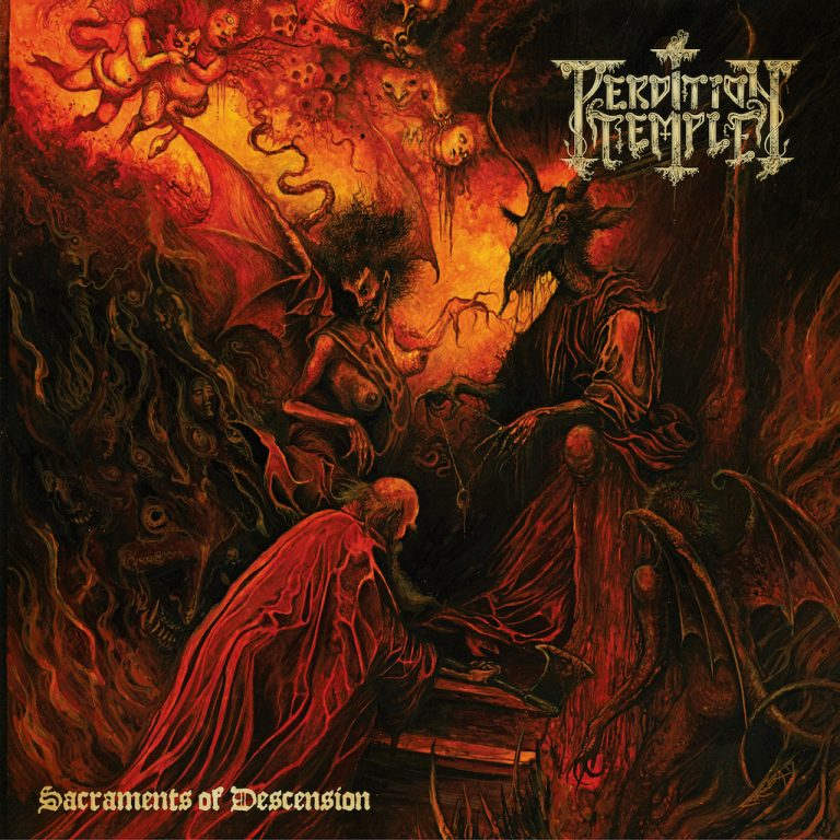 Perdition Temple – Sacraments of Descension Review