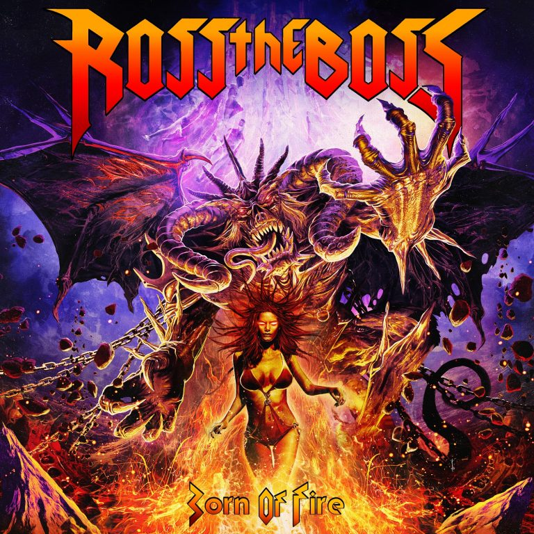 Ross the Boss – Born of Fire Review