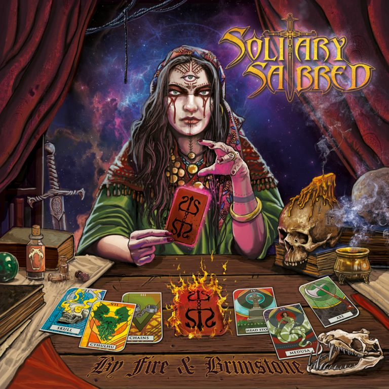 Solitary Sabred – By Fire & Brimstone Review