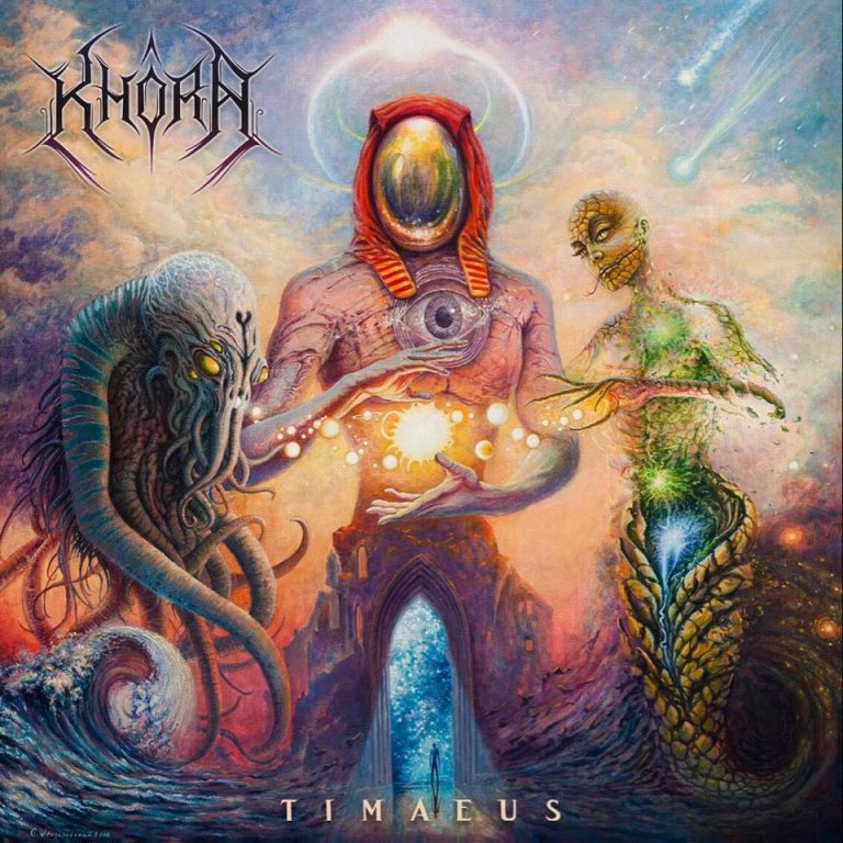 Khôra – Timaeus Review