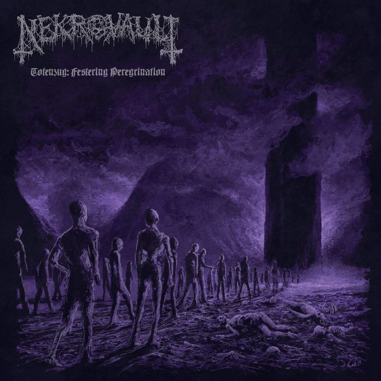 Nekrovault – Totenzug: Festering Peregrination Review