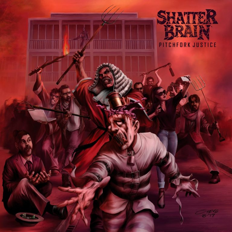 Shatter Brain – Pitchfork Justice Review