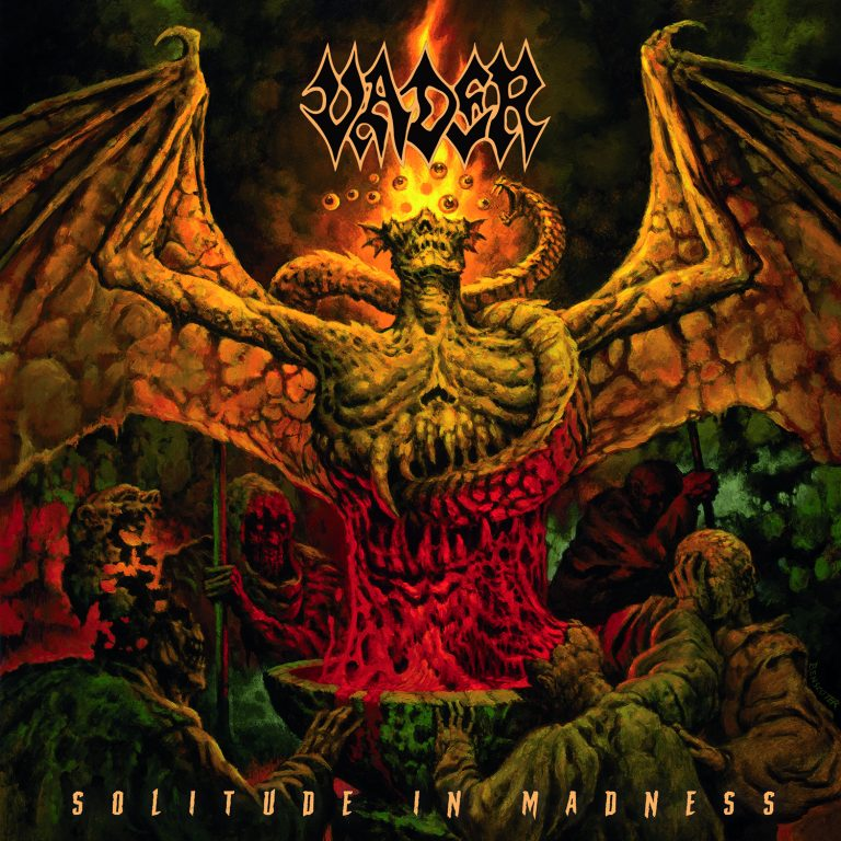 Vader – Solitude in Madness Review