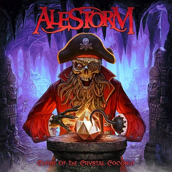 Alestorm – Curse of the Crystal Coconut Review