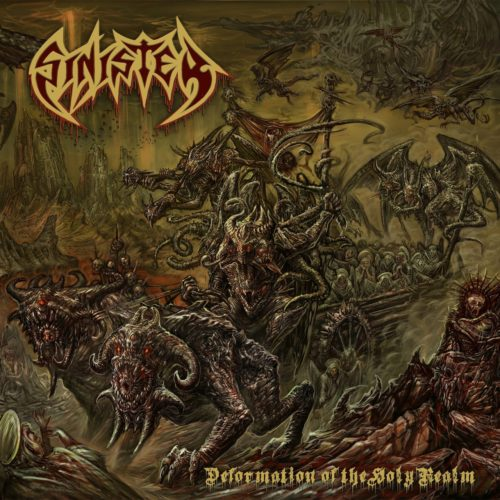 Sinister - Deformation of the Holy Realm Review | Angry Metal Guy