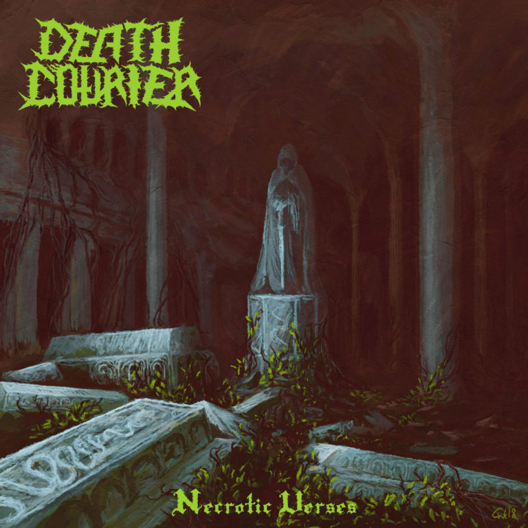 Death Courier – Necrotic Verses Review