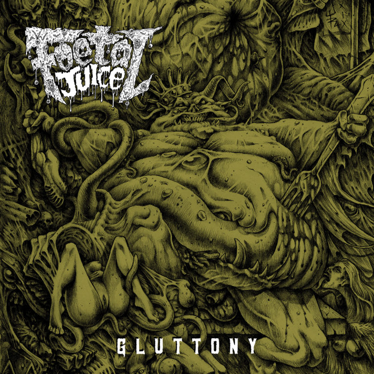 Foetal Juice – Gluttony Review