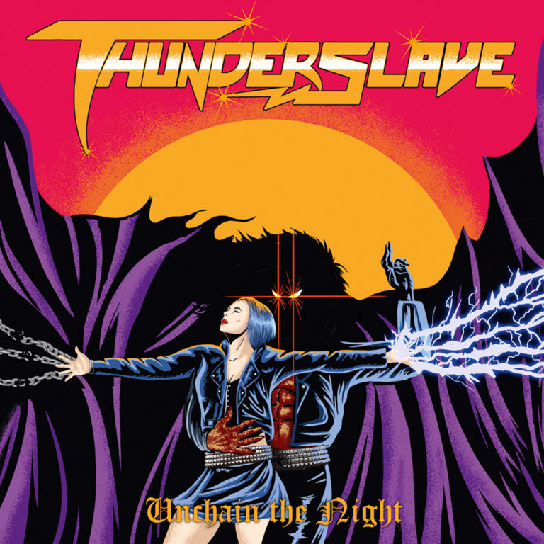 Thunderslave – Unchain the Night Review