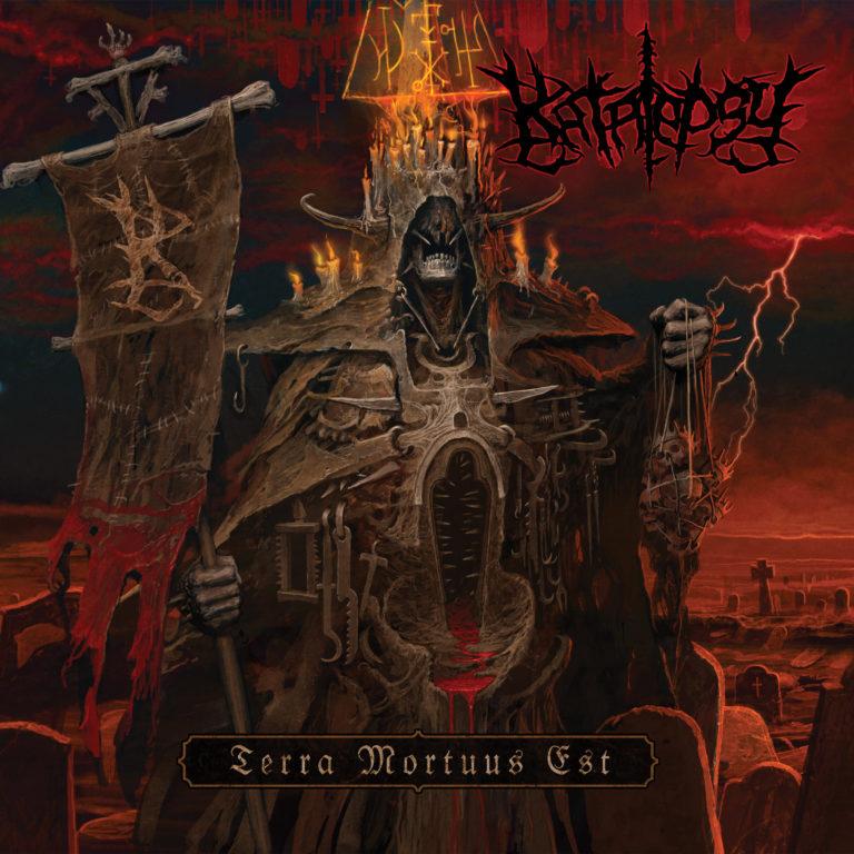 Katalepsy – Terra Mortus Est Review