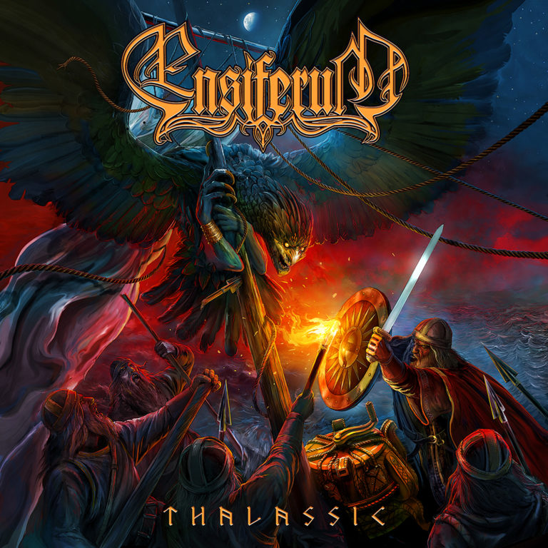Ensiferum – Thalassic Review