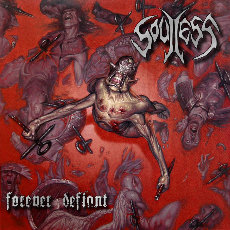 Into the Obscure: Soulless – Forever Defiant