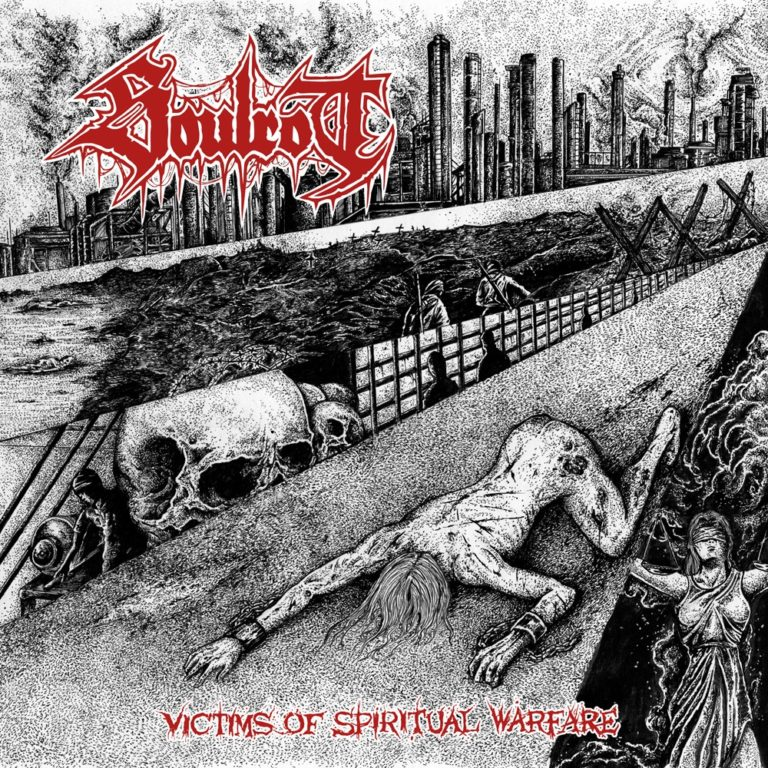 Soulrot – Victims of Spiritual Warfare Review