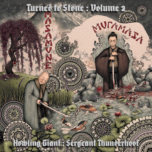 Howling Giant / Sergeant Thunderhoof – Turned to Stone Chapter 2: Masamune & Muramasa Review