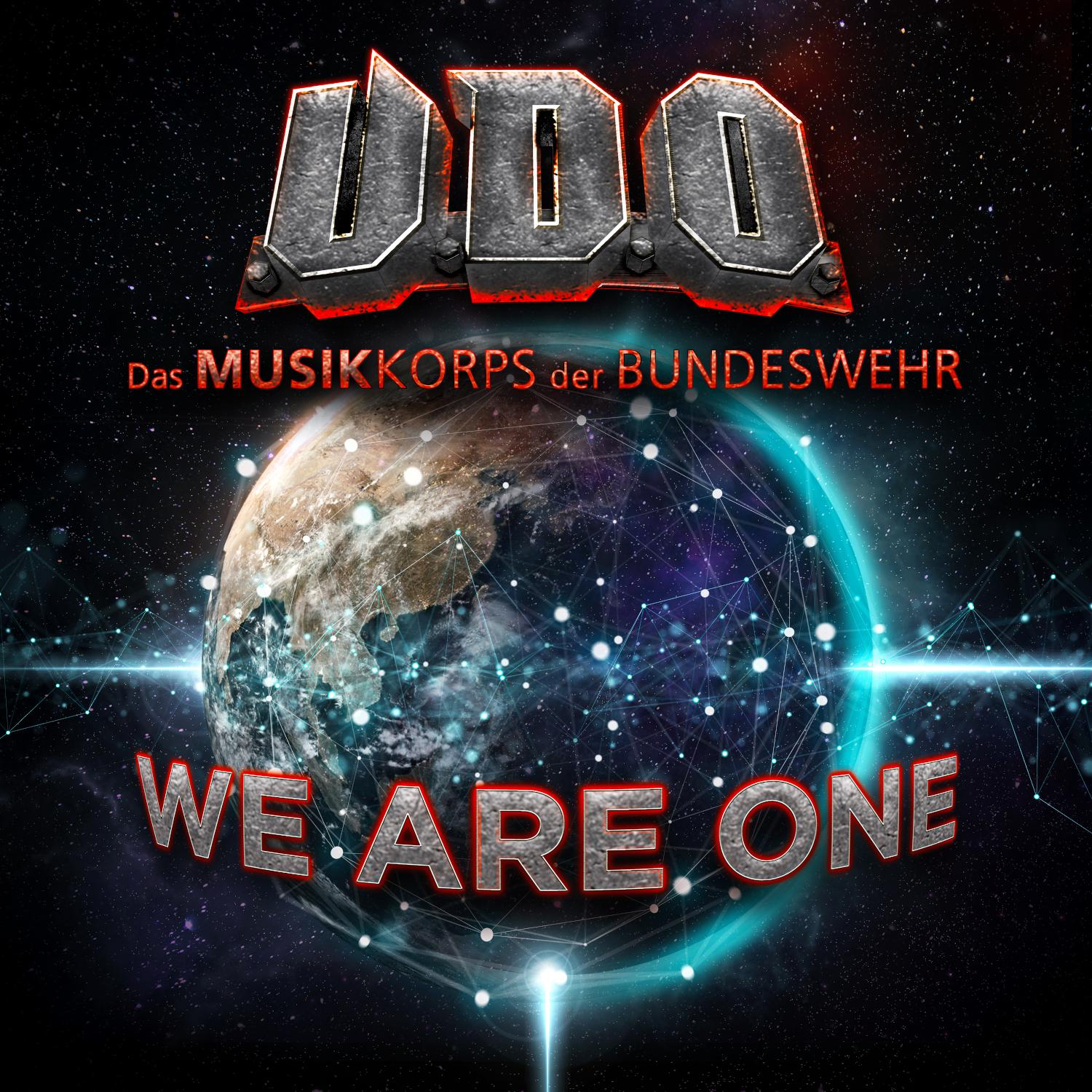 U.D.O. / Musikkorps der Bundeswehr - We Are One Review   Angry ...