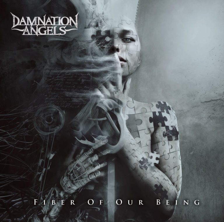 Damnation Angels – Fiber of Our Being Review