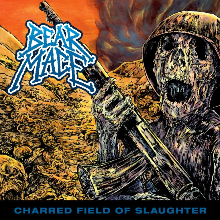 Bear Mace – Charred Field of Slaughter Review