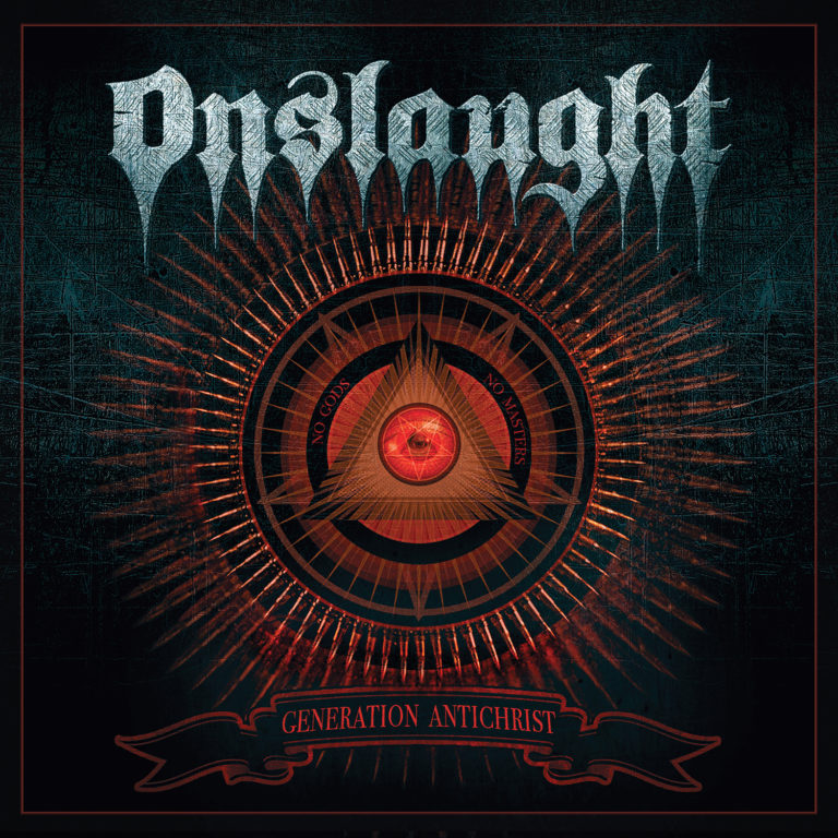 Onslaught – Generation Antichrist Review
