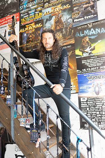 Victor Smolski in 2019