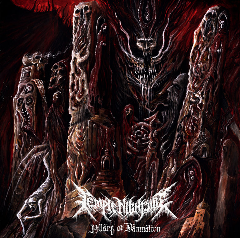 Temple Nightside – Pillars of Damnation Review
