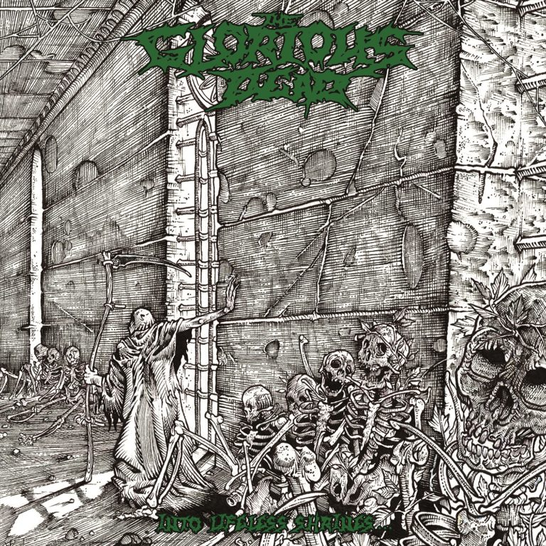The Glorious Dead – Into Lifeless Shrines Review