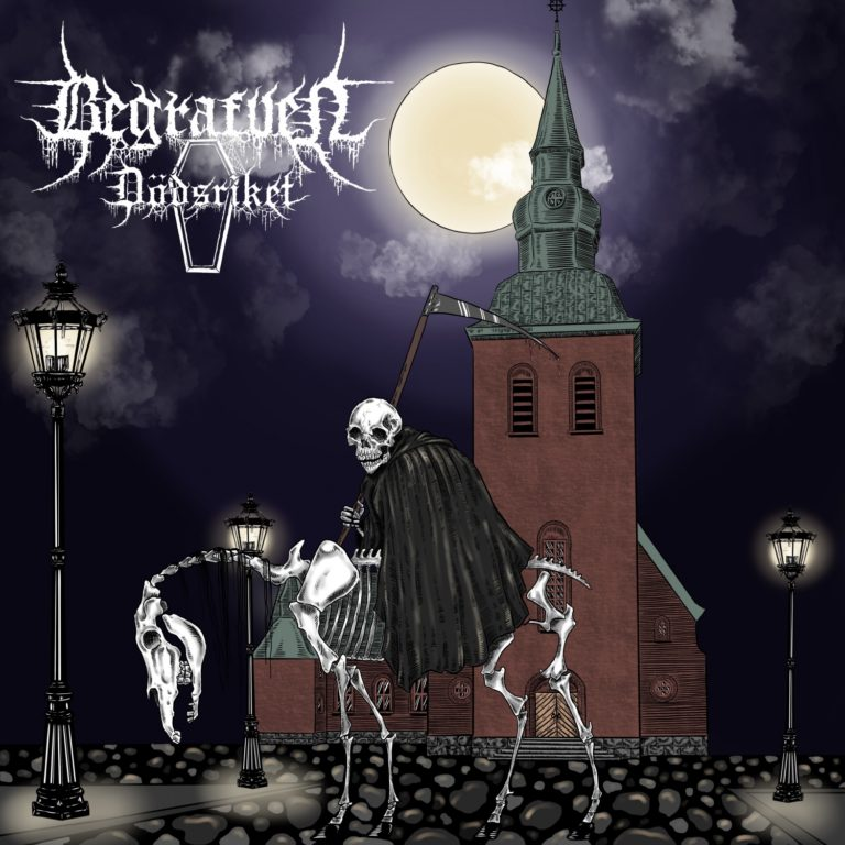 Begrafven – Dödsriket Review
