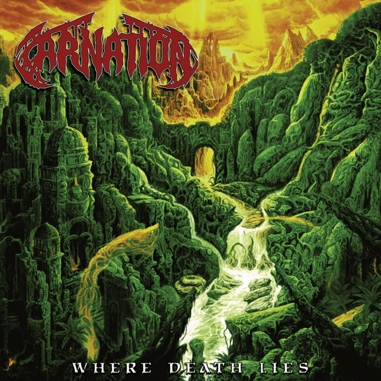 Carnation – Where Death Lies Review
