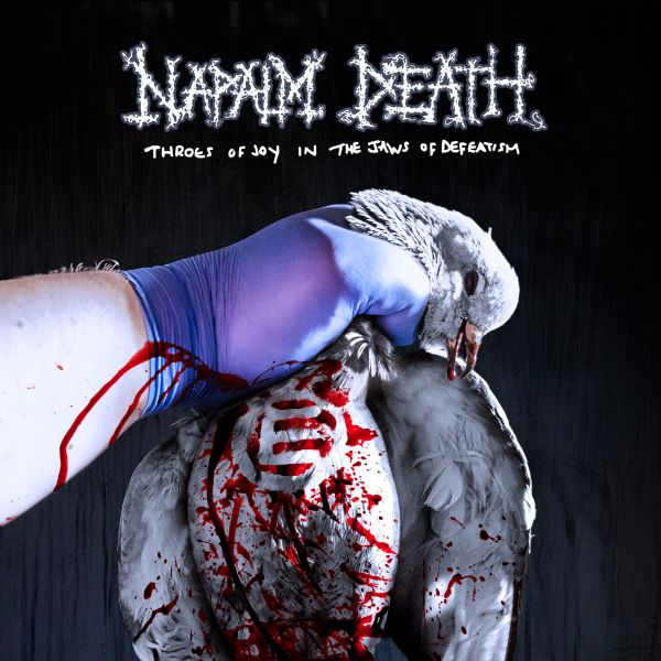 Napalm Death – Throes of Joy in the Jaws of Defeatism Review