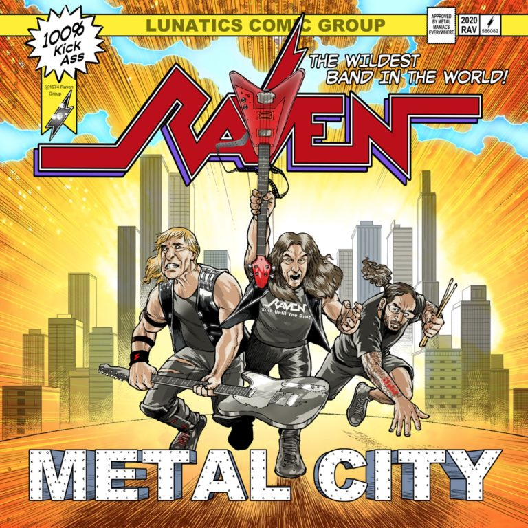Raven – Metal City Review