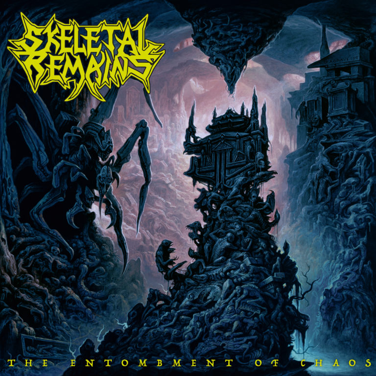Skeletal Remains – The Entombment of Chaos Review