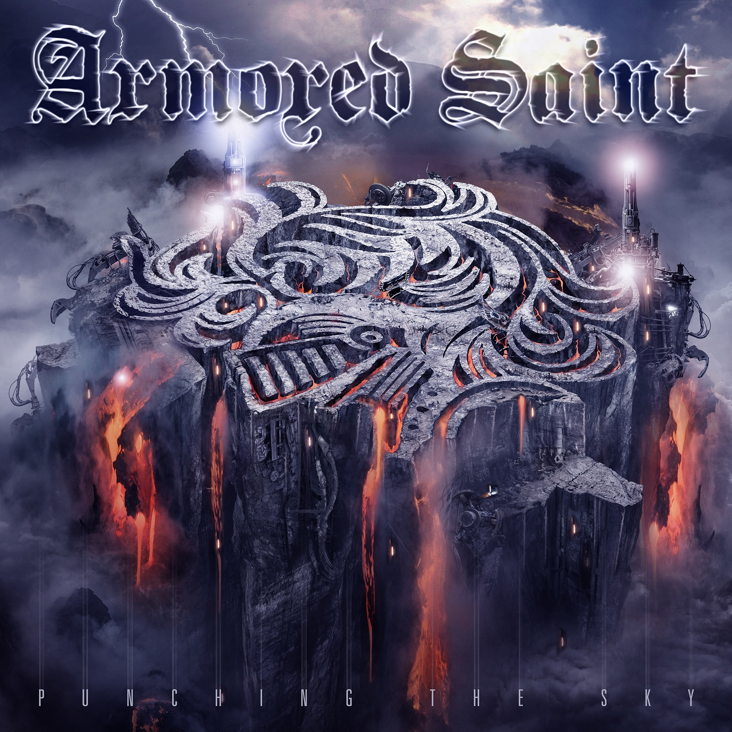 Armored Saint - Punching the Sky Review   Angry Metal Guy