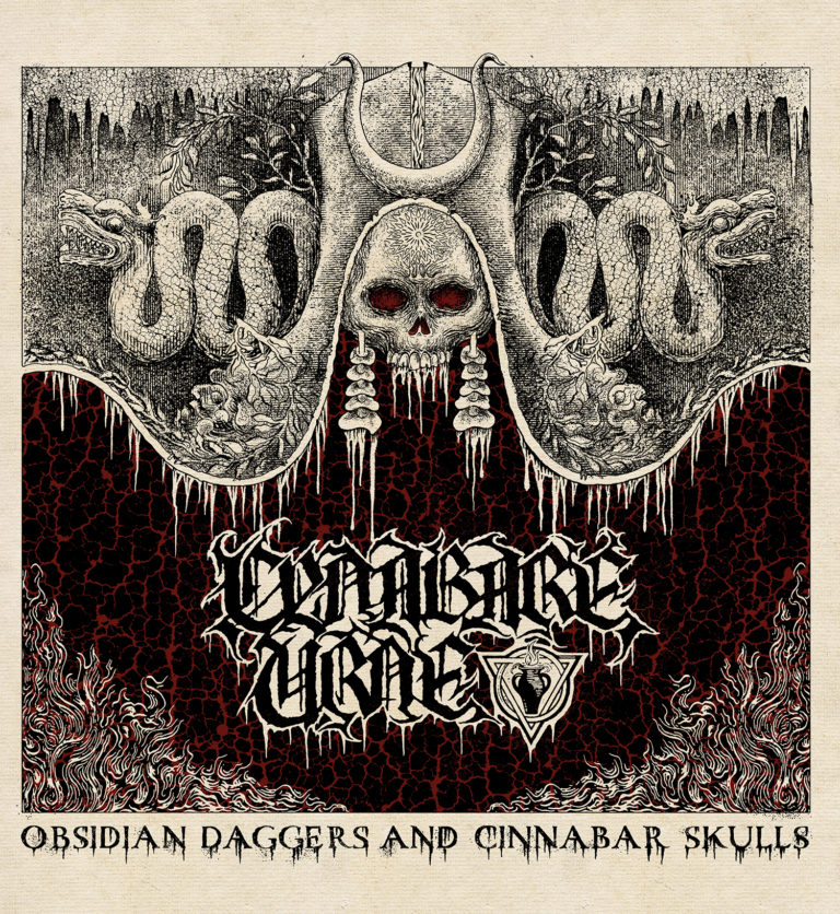 Cynabare Urne – Obsidian Daggers and Cinnabar Skulls Review