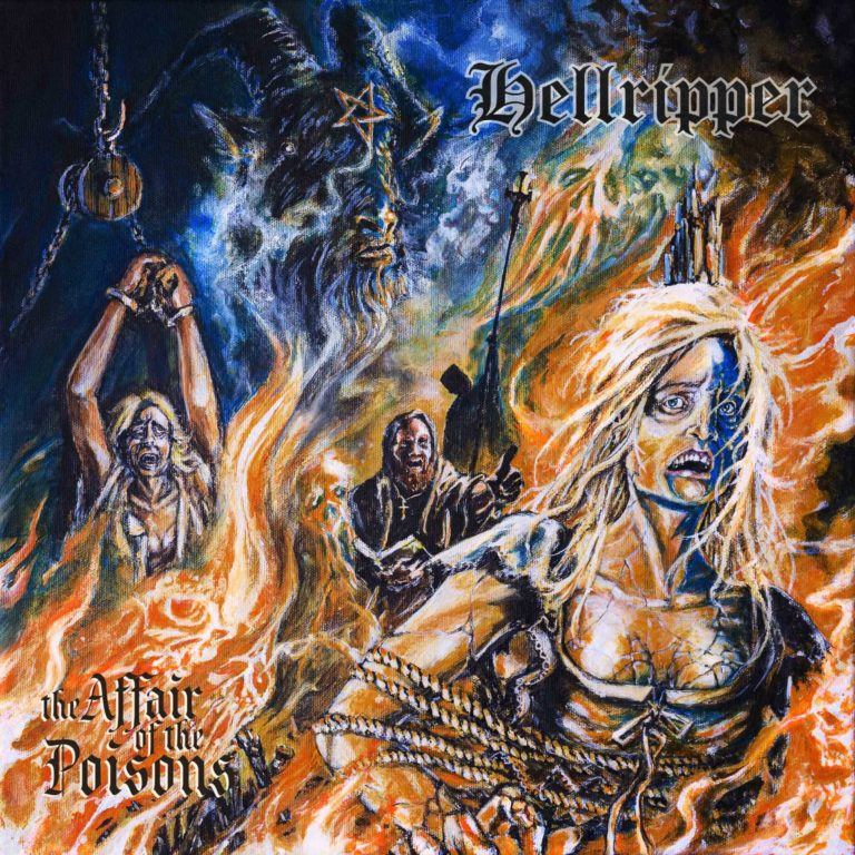 Hellripper – The Affair of the Poisons Review