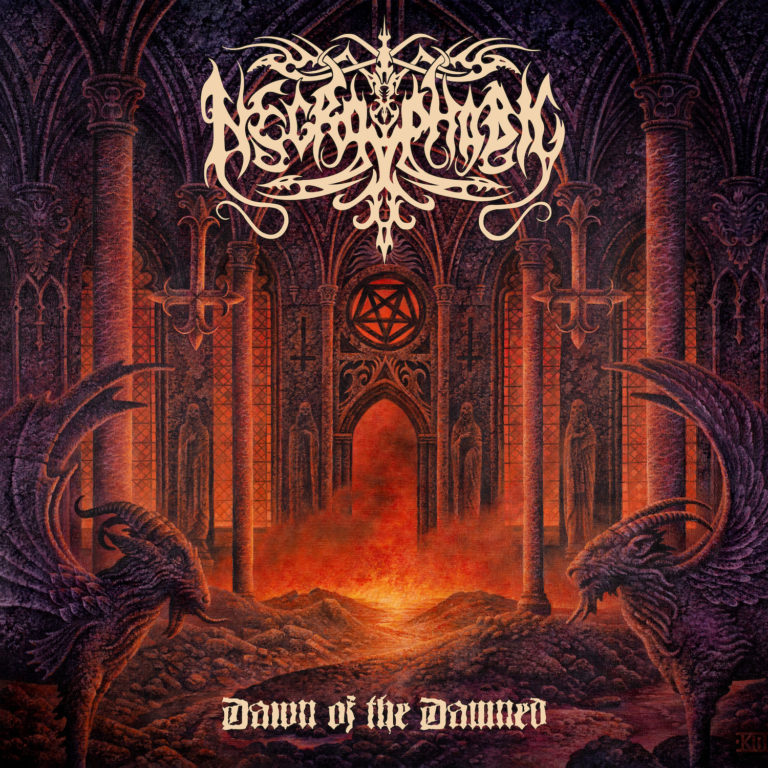 Necrophobic – Dawn of the Damned Review