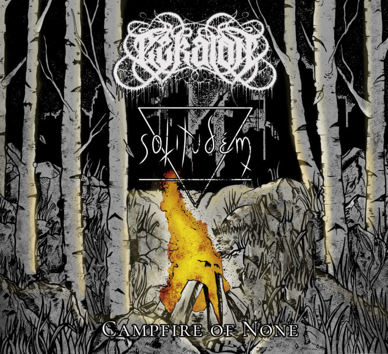 Ezkaton/Solitude.m – Campfire of None [Split] Review