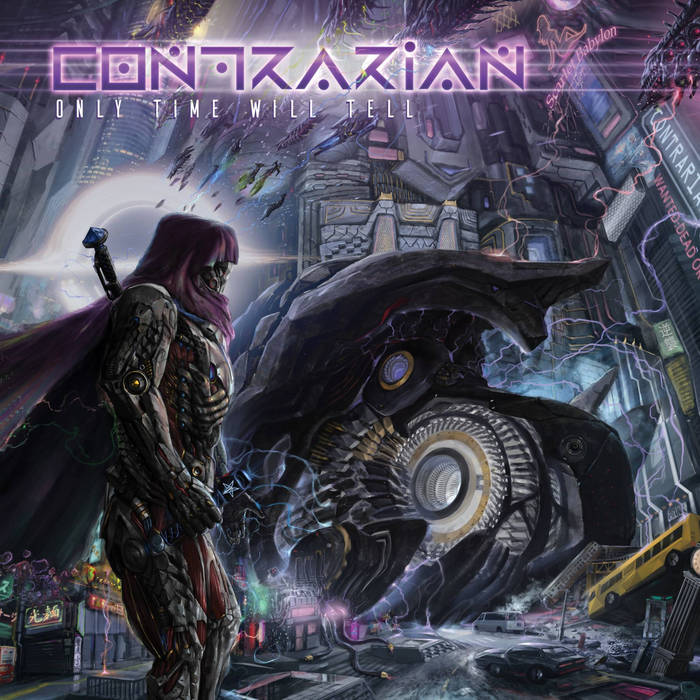 Contrarian – Only Time Will Tell Review