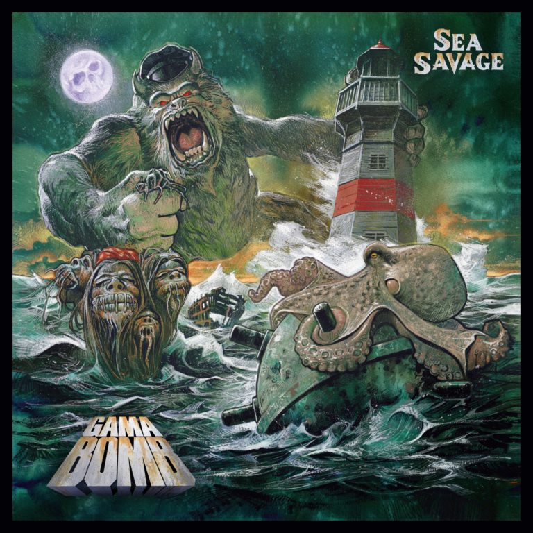Gama Bomb – Sea Savage Review