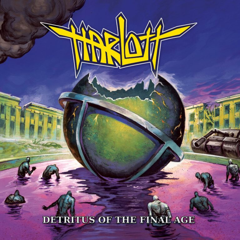 Harlott – Detritus of the Final Age Review