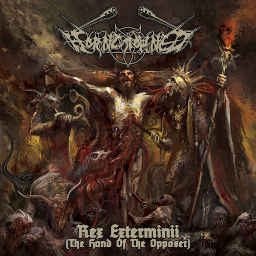 Horncrowned – Rex Exterminii (The Hand of the Opposer) Review