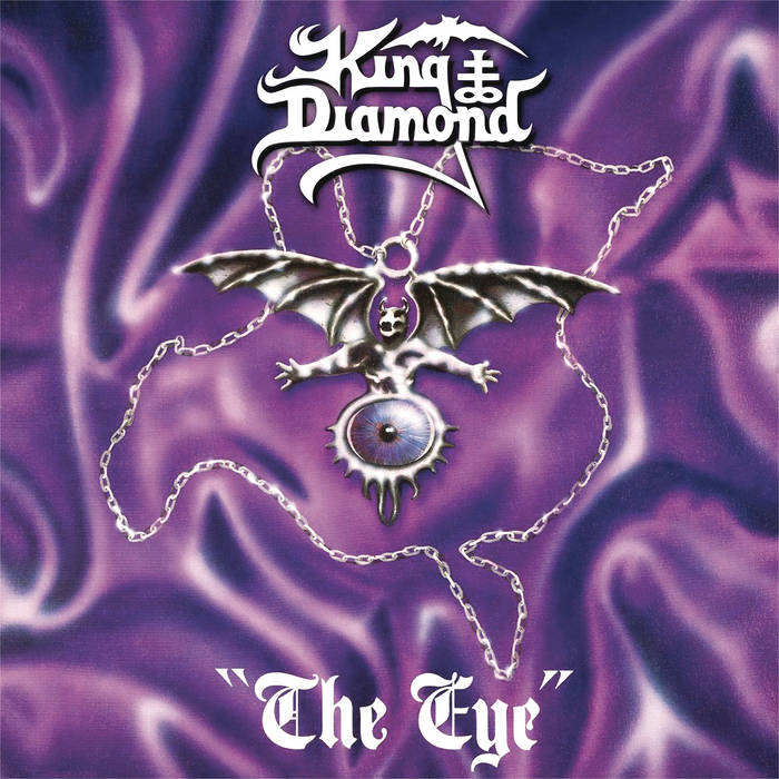 Yer Metal Is Olde: King Diamond – The Eye