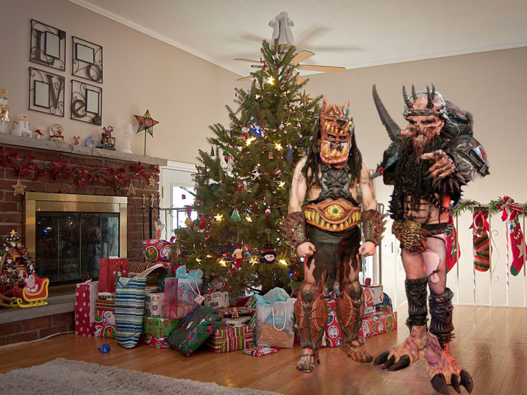 Merry Christmas from the AMG Horde