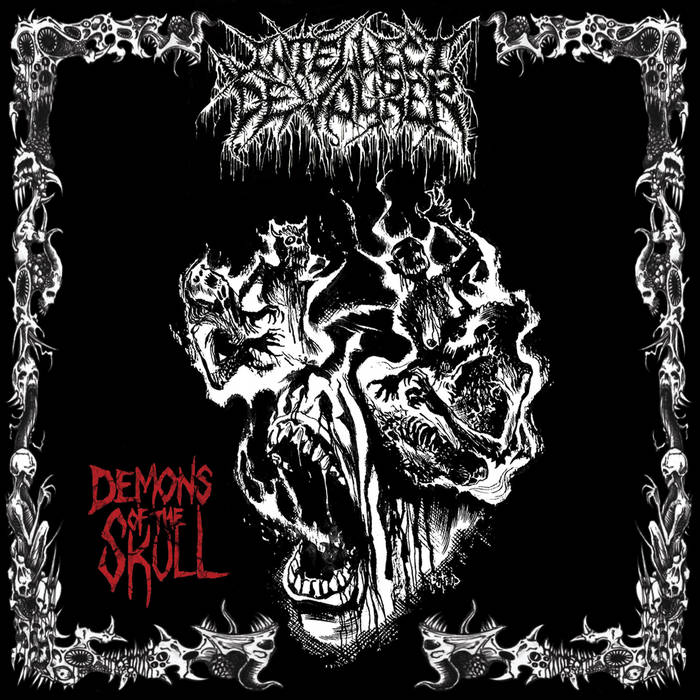 Intellect Devourer – Demons of the Skull [Things You Might Have Missed 2020]