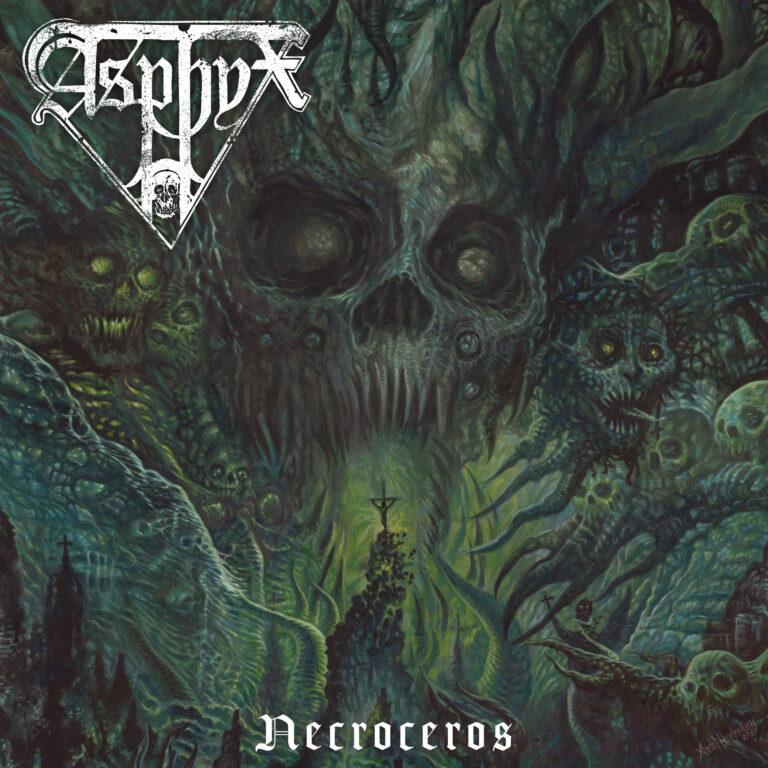 Asphyx – Necroceros Review