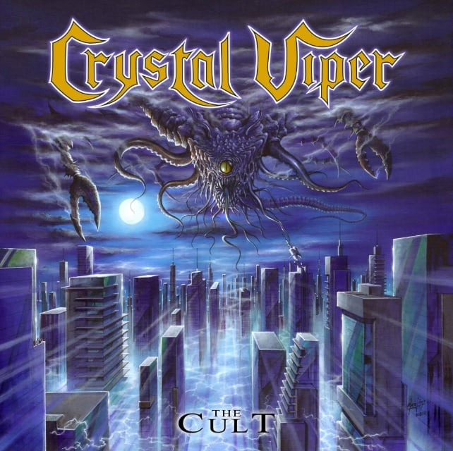 Crystal Viper – The Cult Review