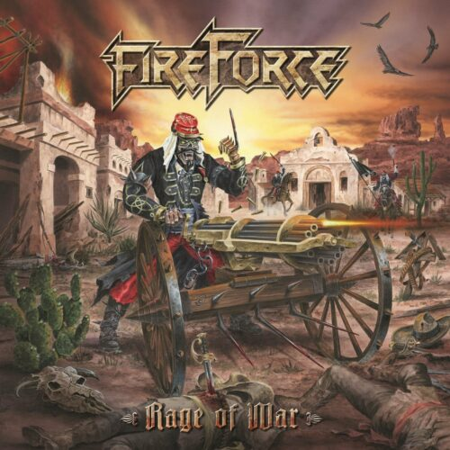 Fireforce – Rage of War Review
