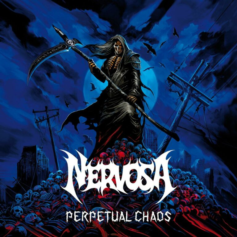 Nervosa – Perpetual Chaos Review