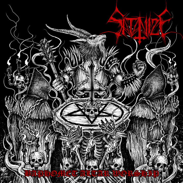 Satanize – Baphomet Altar Worship Review